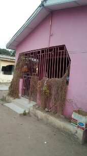 4 BEDROOM HOUSE OF 2 APARTMENTS AT DANSOMAN
