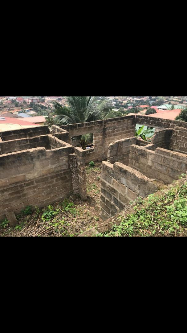 2 MASTER BEDROOM WITH STOREY FOUNDATION AT NSAWAM