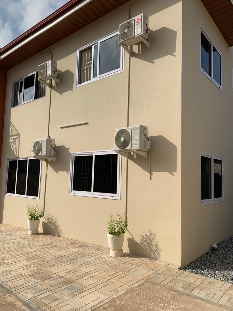 TITLED 4 UNITS OF APARTMENTS STOREY HOUSE AT AGBOGBA