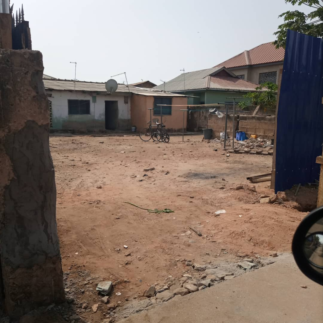 TITLED ONE AND HALF PLOT AT MAMPROBI