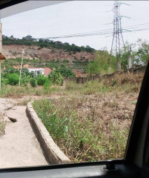 MAIN ROAD PLOT FROM APLAKU TO KASOA TOLL BOOTH