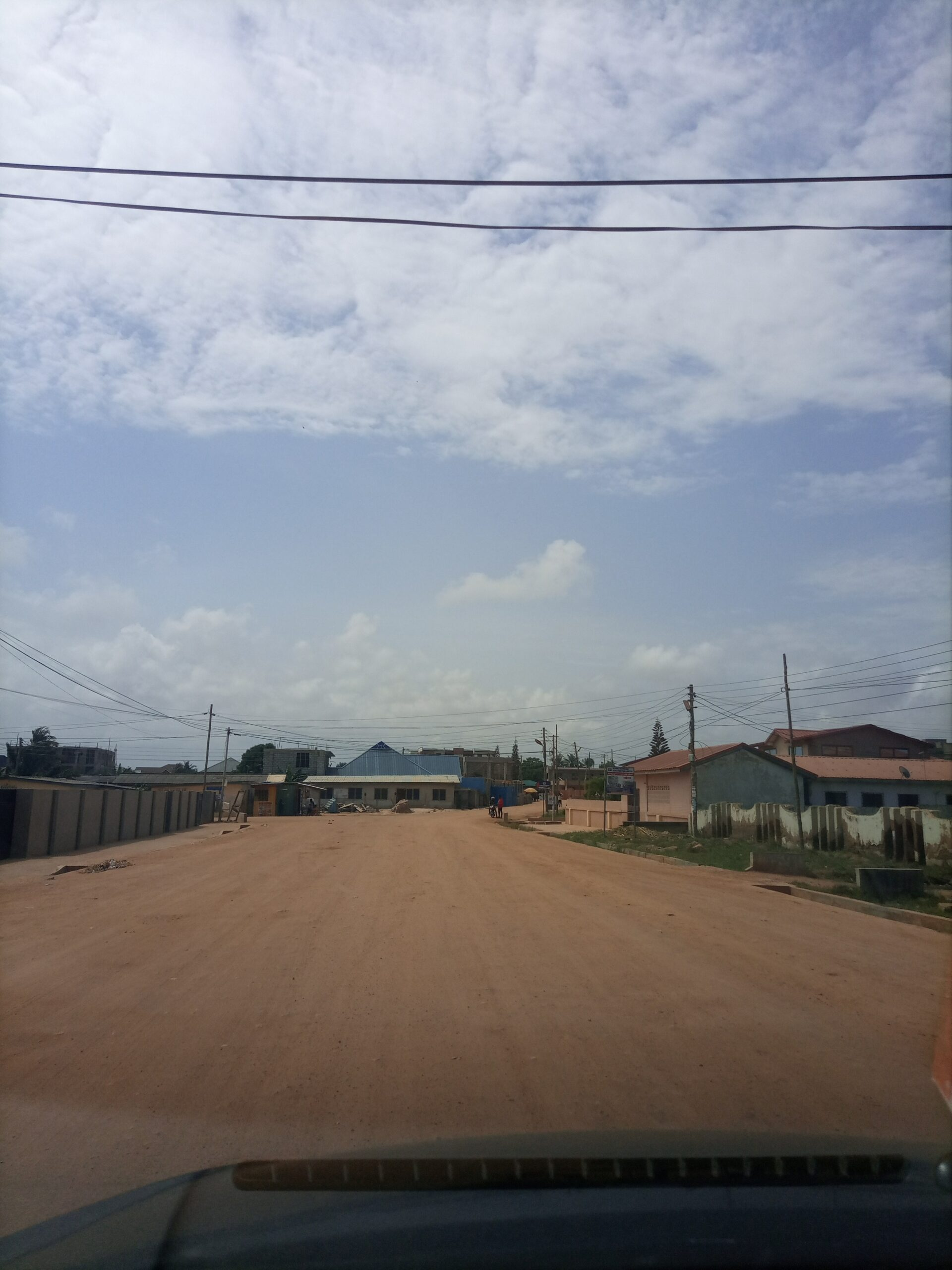 COMMERCIAL 2 PLOTS ON KANESHIE TO ODORKOR MAIN ROAD