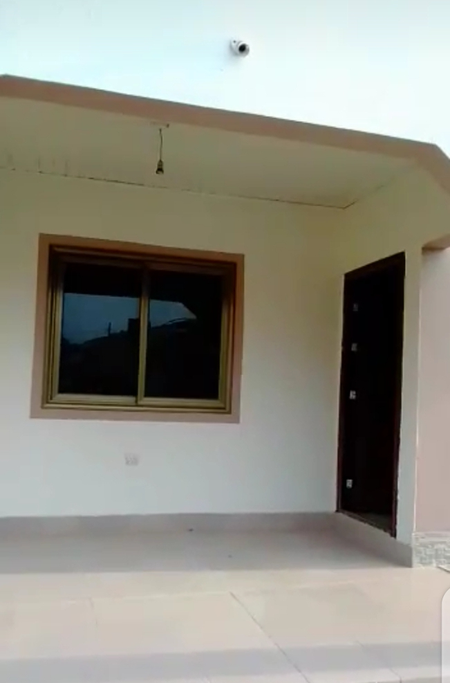 RENTAL OF 2 BEDROOM HOUSE NEAR KASOA TOLL BOOTH