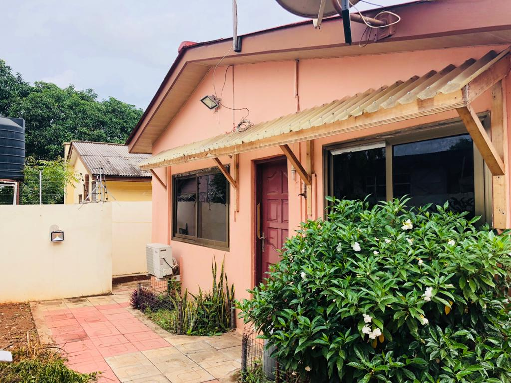 EXECUTIVE FURNISHED 2 BEDROOM HOUSE AT AWUDOME